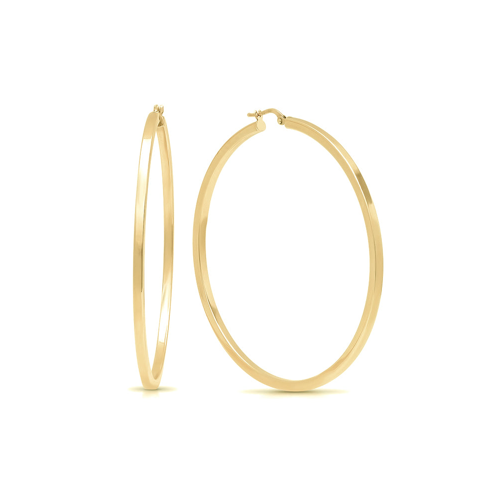 Classic Hoop Earrings - VictoriaSix.com