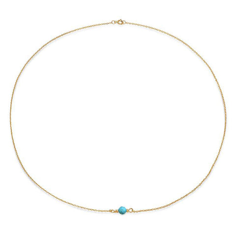 Disc Link Choker Necklace