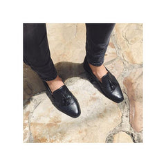 Hearty Loafer black