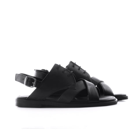 Tough Sandal Black