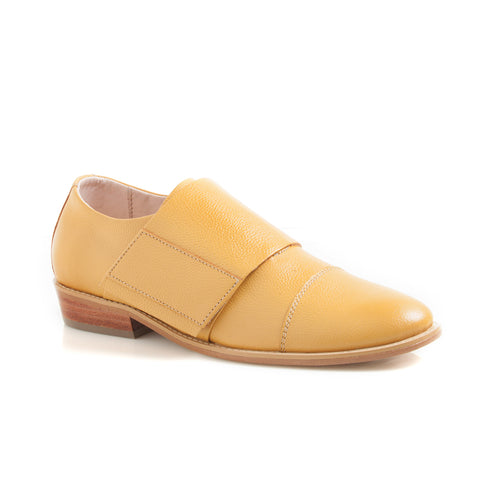Velcro Monk Yellow