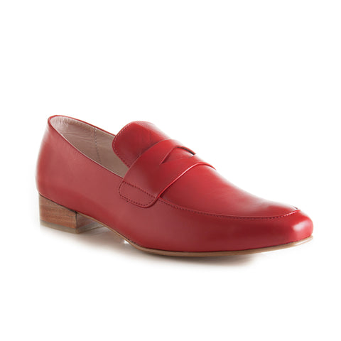 Classic Loafer Red