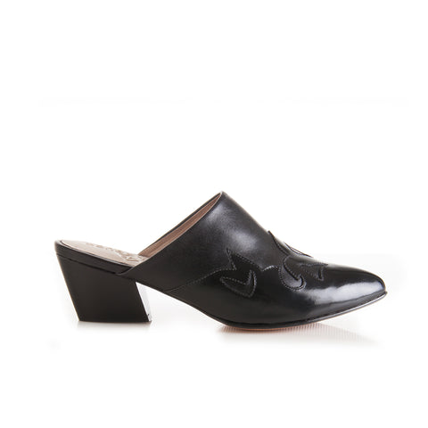 Texan Mule Black