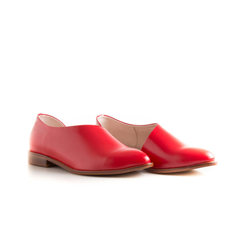 Airy Ballerina Red