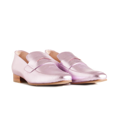 Classic Loafer Shiny Lavender