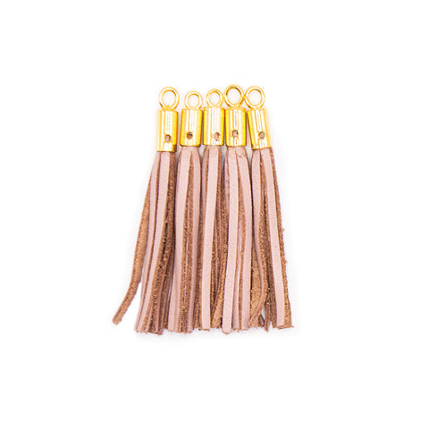 Tassel Dusty Pink
