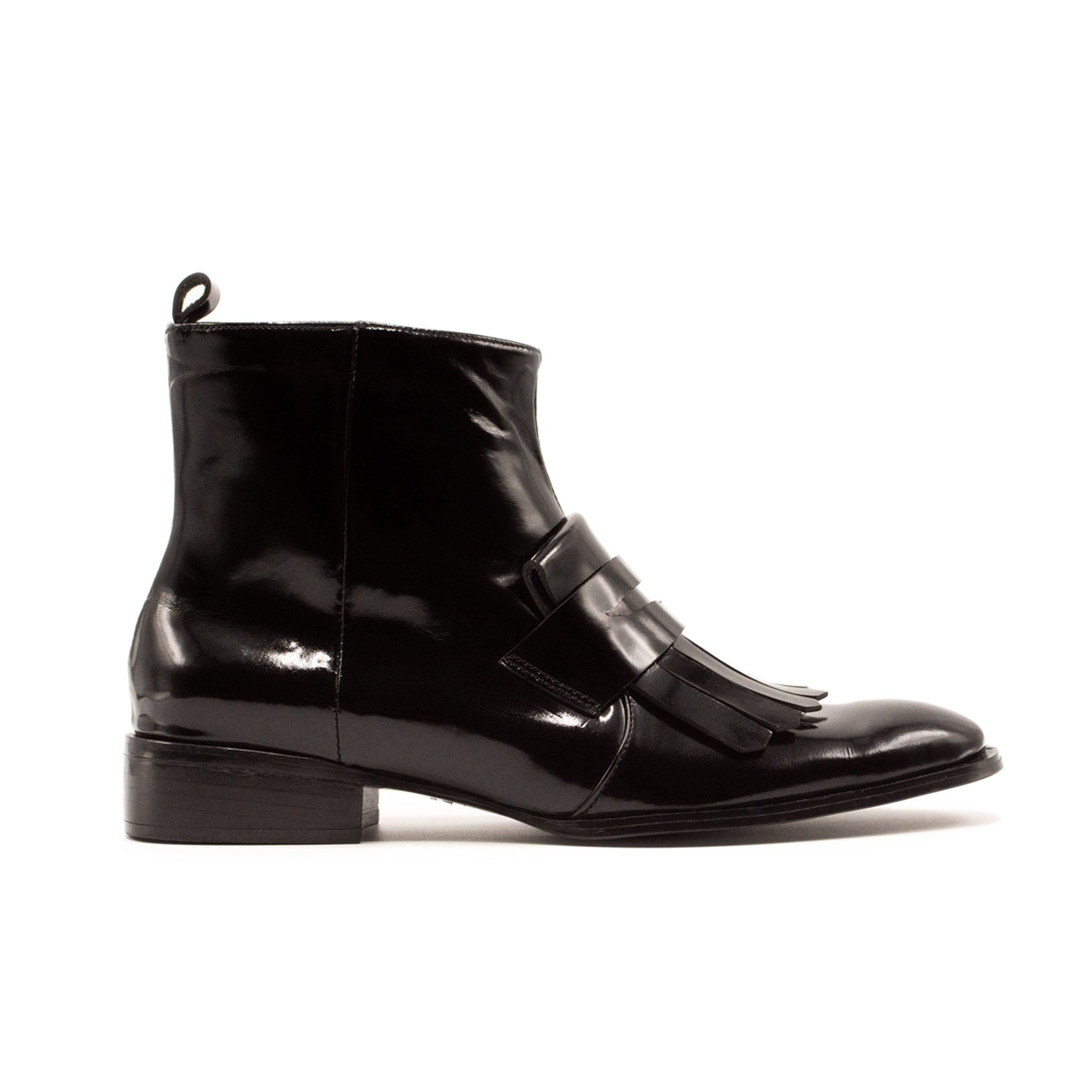 Major Boot Black