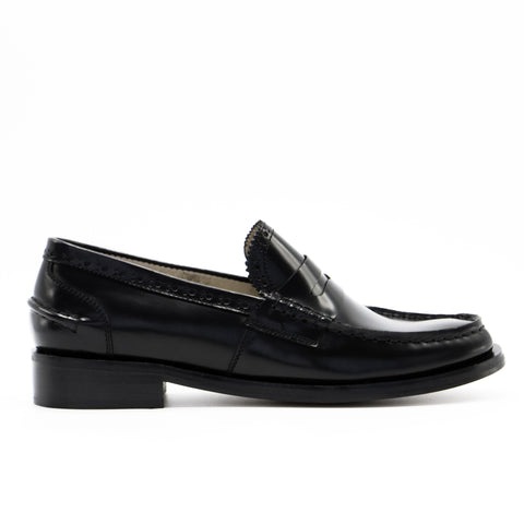Burly Loafer Black