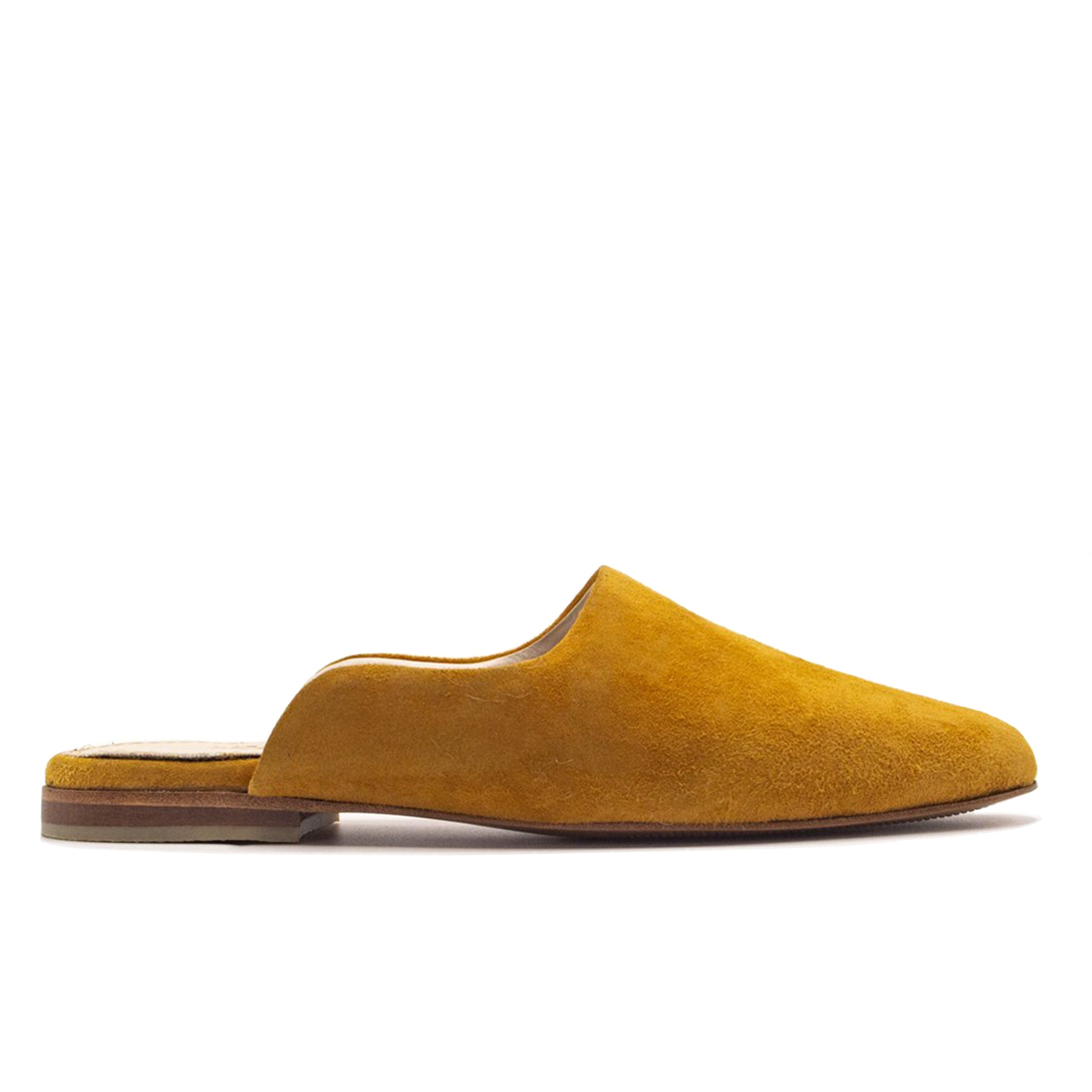 Cozy Mule Yellow