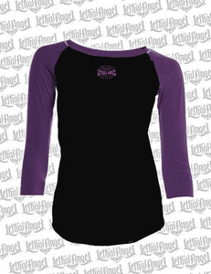 Always in Control Raglan 3/4 Sleeve Shirt