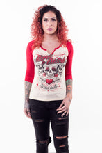 Hard to Catch 3/4 Raglan Sleeve Shirt