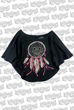 Dream Catcher Winged Sleeve Shirt
