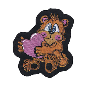 Teddy Bear Mini Patch