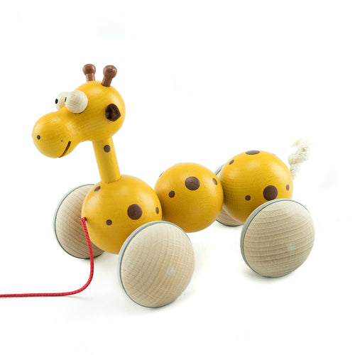Wiggly Giraffe - U+ME Wooden Toys