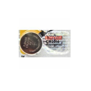 Maxell CR2016 90mAh 3V Lithium (LiMNO2) Coin Cell Battery - Watchbatteries