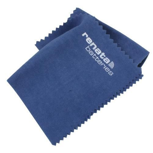 RENATA POLISHING CLOTH - Watchbatteries