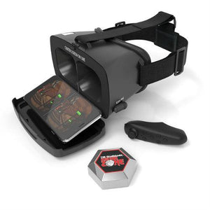 Tzumi Dream Vision Pro Mobile VR Headset With Game and Controller - Watchbatteries