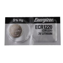 Energizer CR1220 Lithium Coin Cell Batteries 3V - Watchbatteries