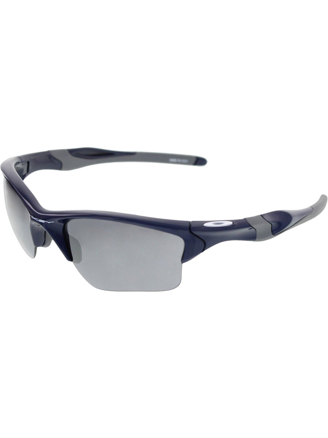 Oakley Sunglasses Mens OO9154-24 Half Jacket 2.0 XL Polished Navy - Watchbatteries