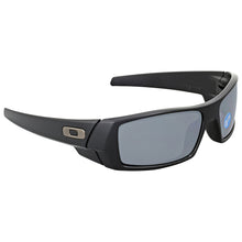 Oakley Sunglasses Mens 12-856 Gascan Matte Black Polarized Lens - Watchbatteries