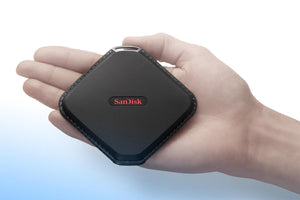 SanDisk Extreme 500 Portable SSD 480GB SDSSDEXT 480G G25 - Watchbatteries