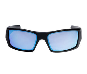 Oakley Sunglasses Mens OO9014-15 GASCAN/ PRIZM/ DEEP WATER POLARIZED - Watchbatteries