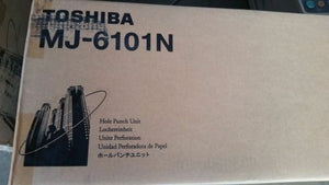 TOSHIBA MJ6101N PUNCH UNIT OPTION FOR E-STUDIO 350 BRAND NEW FACTORY SEALED BOX