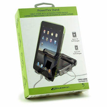 Bracketron PowerFlex Tablet Stand with Integrated Power Backup Charger 10400 mAh