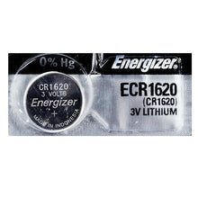 Energizer CR1620 Lithium Coin Cell Batteries 3V - Watchbatteries