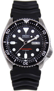Seiko Mens Automatic Diver  200m Sport Watch Warranty SKX007J1 JAPAN - Watchbatteries