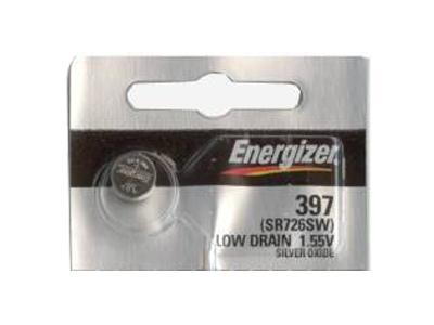 Energizer 397-396TZ Silver Oxide Coin Cell Batteries 1.55V - Watchbatteries