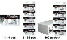 Energizer 387STZ Silver Oxide Coin Cell Batteries 1.55V - Watchbatteries