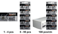 Energizer 393-309TZ Silver Oxide Coin Cell Batteries - Watchbatteries