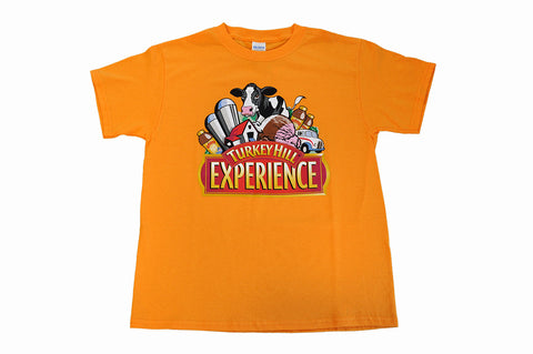 Youth Turkey Hill Experience Logo Tee