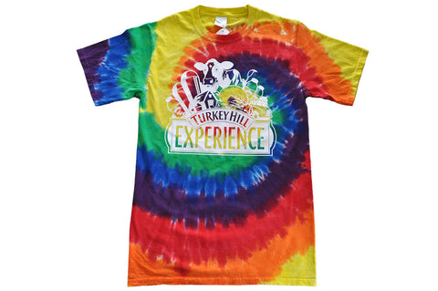 Turkey Hill Rainbow Shirt
