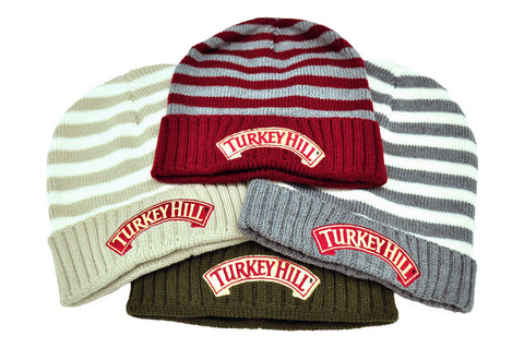Turkey Hill Striped Winter Hat
