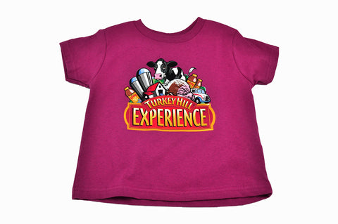 Toddler Turkey Hill Experience Logo Tee