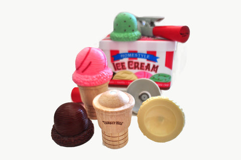 Turkey Hill Melissa & Doug Ice Cream Playset