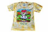 Turkey Hill Big Mouth Cow Youth Tee