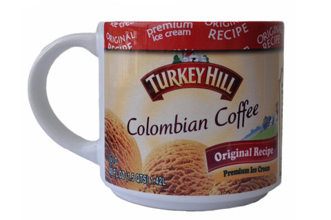 Turkey Hill Colombian Coffee Mug