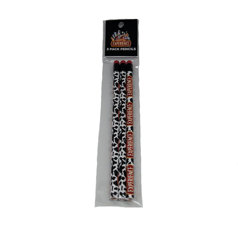 Turkey Hill Experience Pencils 3 pack