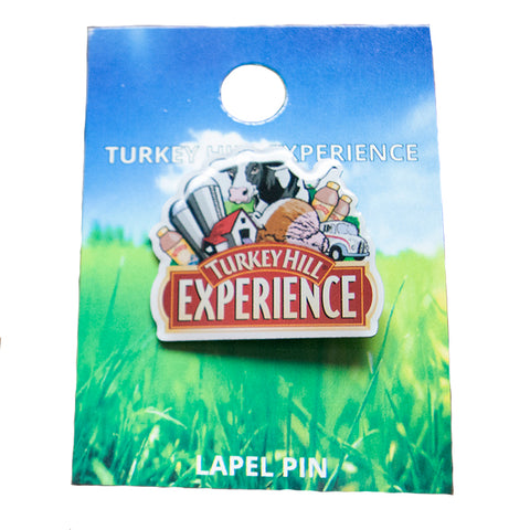Turkey Hill Experience Logo Lapel Pin