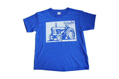 Youth Turkey Hill Tractor Tee