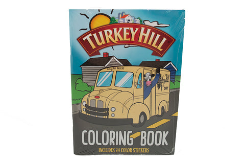 Turkey Hill Coloring Book