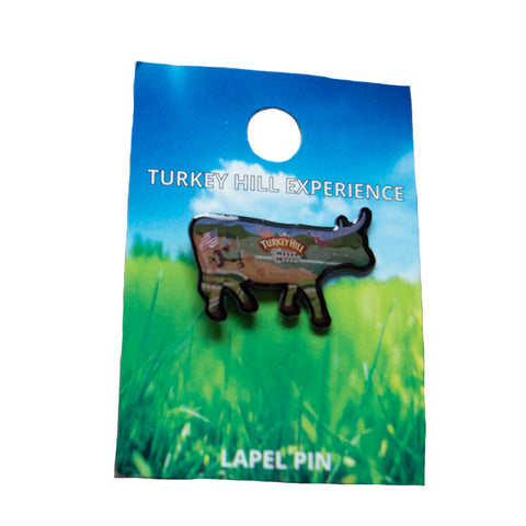 Turkey Hill Dairy Cow Lapel Pin