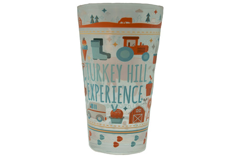 Fun in the Making Turkey Hill Glass Cup