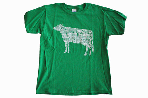 Turkey Hill Cow Flavor Shirt
