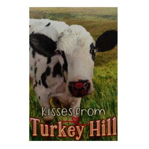 Kisses from Turkey Hill Post Card