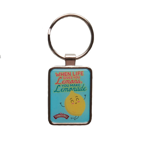 Turkey Hill Lemonade Keychain