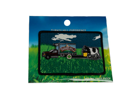 Turkey Hill Truck and Cow Patch Truck